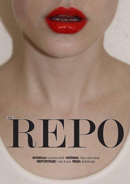Magasin Repo | 2012
