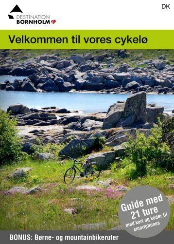 Cykelguide 2013 - Bornholms Velkomstcenter