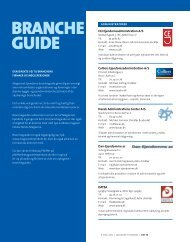 BRANCHE GUIDE - Estate Media