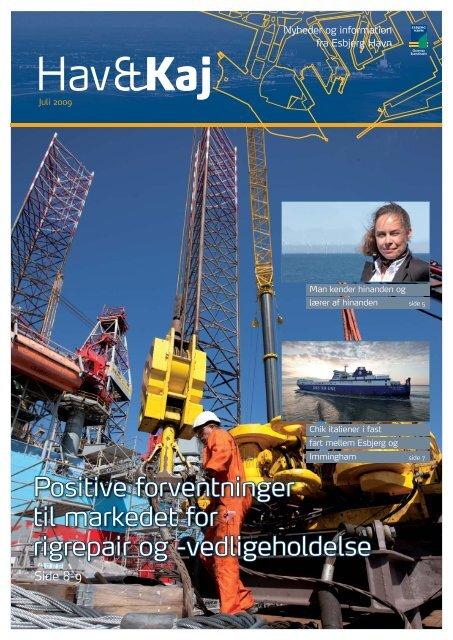 Download som PDF 1,2 mb - Esbjerg Havn