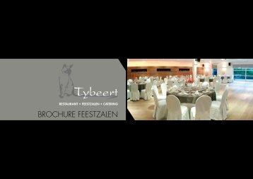 brochure feestzaleN - Tybeert