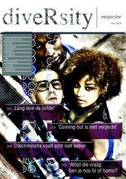 Lees nu DiveRsity Magazine - JOS - Gemeente Rotterdam
