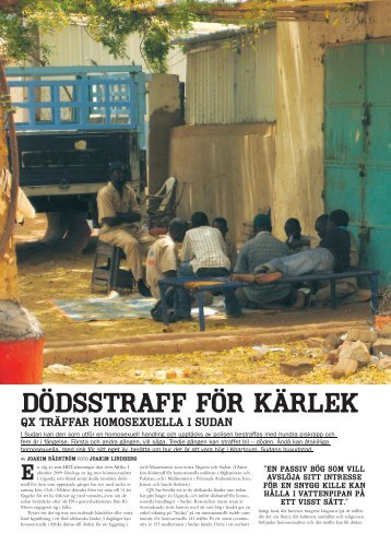 artikeln här - Joakim Rådström