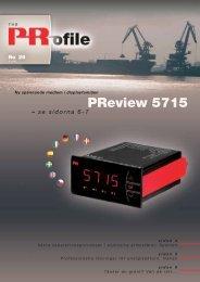 PReview 5715 - PR electronics
