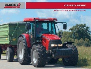 CASE-IH CS Pro-Serie
