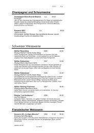 Französische Rotweine - portal724.ch