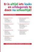 Naschoolse Activiteiten - Combiwel - Page 7