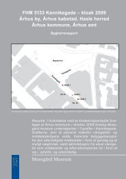FHM 5133 Kannikegade - Moesgård Museum