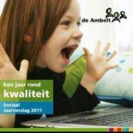 Jaarverslag 2011 - Ambelt