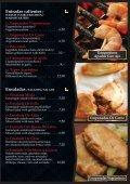 entradas frías / entradas calientes / - Restaurant Villa Maria - Page 2