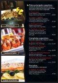 entradas frías / entradas calientes / - Restaurant Villa Maria - Page 5