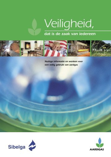 Brochure gas en veiligheid (668.47 KB) - Sibelga