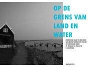 OP DE GRENS VAN LAND EN WATER
