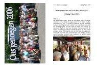 www.dereisvereniging.nl vrijdag 9 juni 2006 2 De buitenlandse reis ...