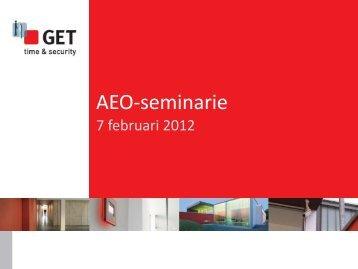 Download Presentatie - GET