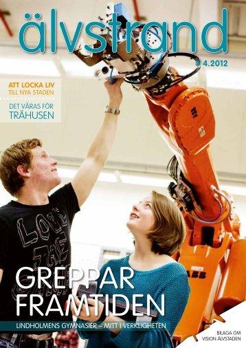 Ladda ner nr 4 2012 som pdf - Älvstranden - Älvstranden Utveckling