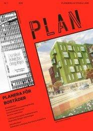 PLANERA FÖR BOSTÄDER - OkiDoki! Arkitekter