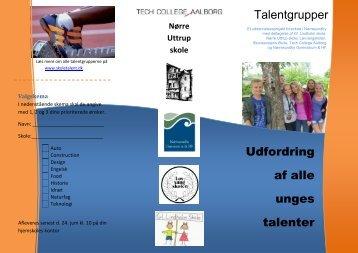 Talentfolder 2013-14.pdf - Løvvangskolen