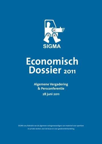 Economisch Dossier 2011 - SIGMA