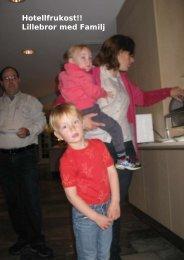 Hotellfrukost!! Lillebror med Familj - physiochraft.se