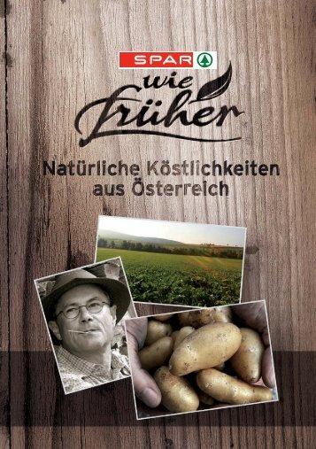 SPAR wie früher Kartoffel