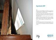 Erco Zip mörkläggningar - Haga Solskydd