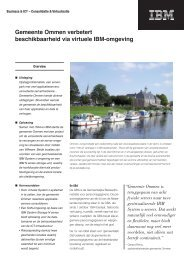 Gerard Reins, systeembeheerder gemeente Ommen - Binnenlands ...