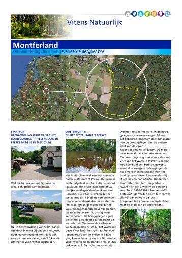 Montferland - Vitens