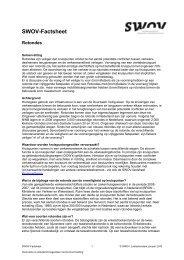 Bijlage 3: Factsheet Rotondes - Gemeente Ermelo