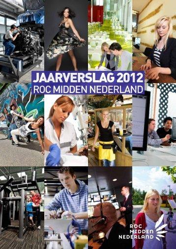 deel 2 : Jaarrekening (47 blz.) - ROC Midden Nederland