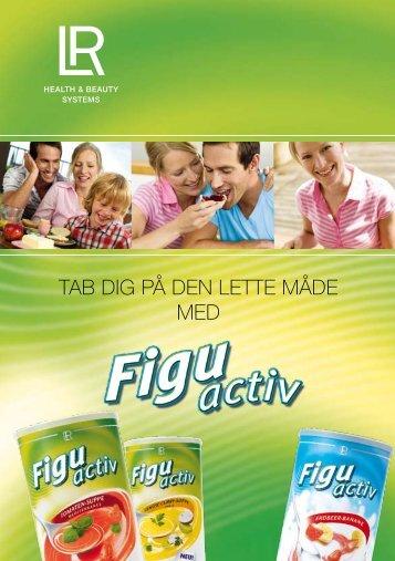 Tab dig på den lette måde med FiguActiv - PlejeProdukter.dk