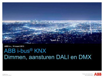 Klik hier - KNX Professionals