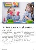 """Rekordår för antal TBE-fall """"Sköra bör vaccinera sig mot influensa"""" - Page 7"""