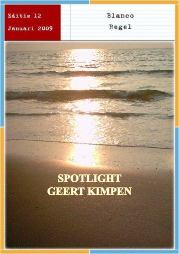 Lees of download de special in pdf - Geert Kimpen