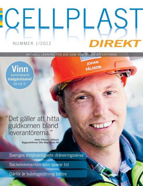 nyhetsbrev - Cellplast Direkt Sverige AB