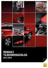 pdf-tilbehorkatalog - Renault