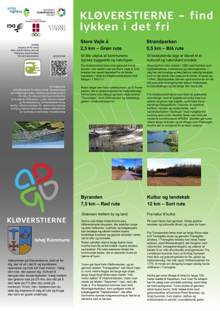 Grøn rute - Ishøj Kommune