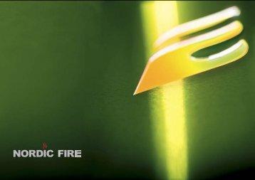 Brochure (PDF, 120k) - Nordic Fire