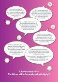 Europeiska kvalitetsramar för insatser inom äldrevården och ... - Wedo - Page 2