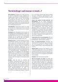 Europeiska kvalitetsramar för insatser inom äldrevården och ... - Wedo - Page 6