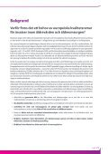 Europeiska kvalitetsramar för insatser inom äldrevården och ... - Wedo - Page 7