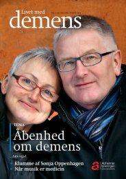 Åbenhed om demens Åbenhed om demens - Alzheimerforeningen