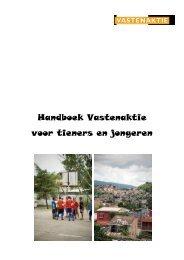 Handboek Vastenaktie - Bisdom 's-Hertogenbosch