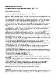 Verksamhetsråd 121113.pdf - Orust kommun