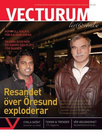 Vecturum nr 1, 2011 - Vectura