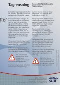 Roof Cleaner brochure - Nilfisk-ALTO - Page 4