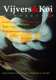 Vijvers & Koi e-Magazine 02