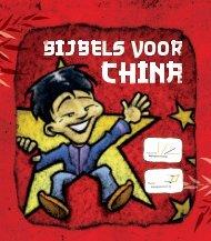 China - Nederlands Bijbelgenootschap