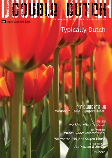 Typically Dutch - Dutch Business Association vietnam