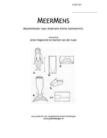 MEERMENS - Jeugdtheaterschool Driebergen